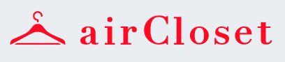 airCloset(エアークローゼット)ロゴ画像